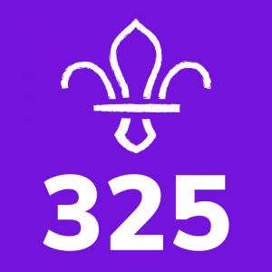 325th Fleur De Lys Favourites Logo