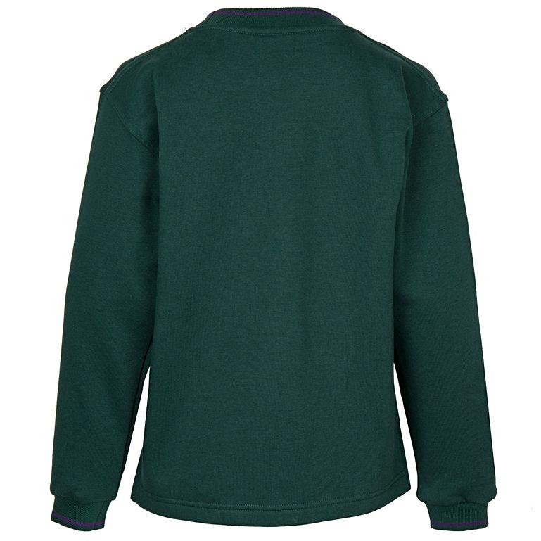 Cubs Sweatshirt - Back