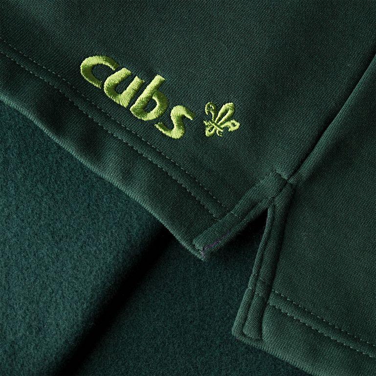 Cubs Sweatshirt - Embroidered Logo