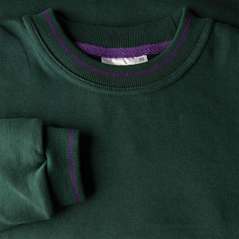 Cubs Sweatshirt - Neck