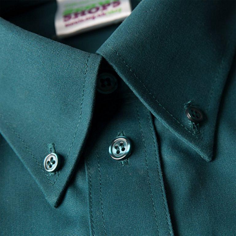 Scouts Blouse - Button Down Collar