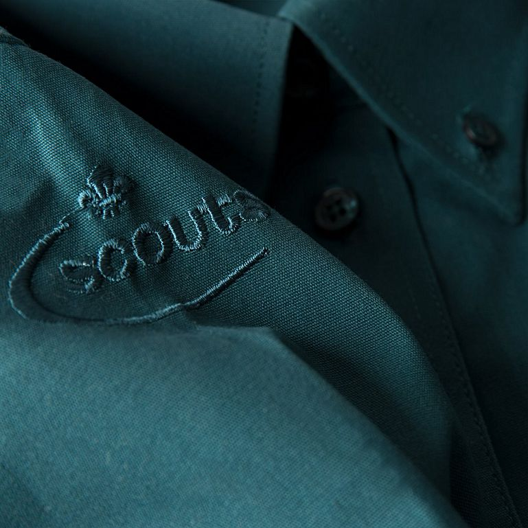 Scouts Blouse - Embroidered Logo