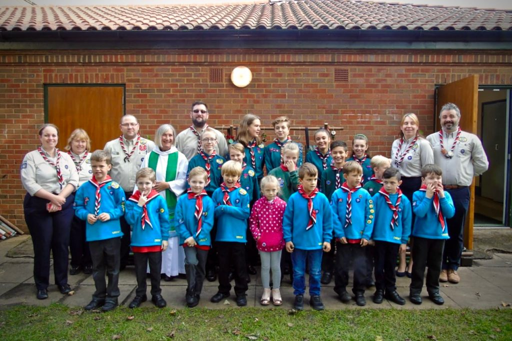 Billesley Scout Group reveal the 2019 Eco-Garden