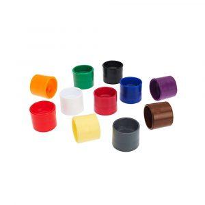 Plastic Woggles - Various Colours