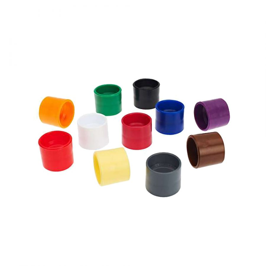 Plastic Woggles - Various Colours